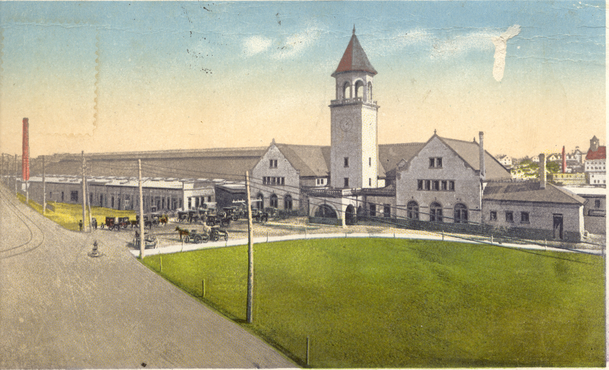 Union Station, Bangor, Maine