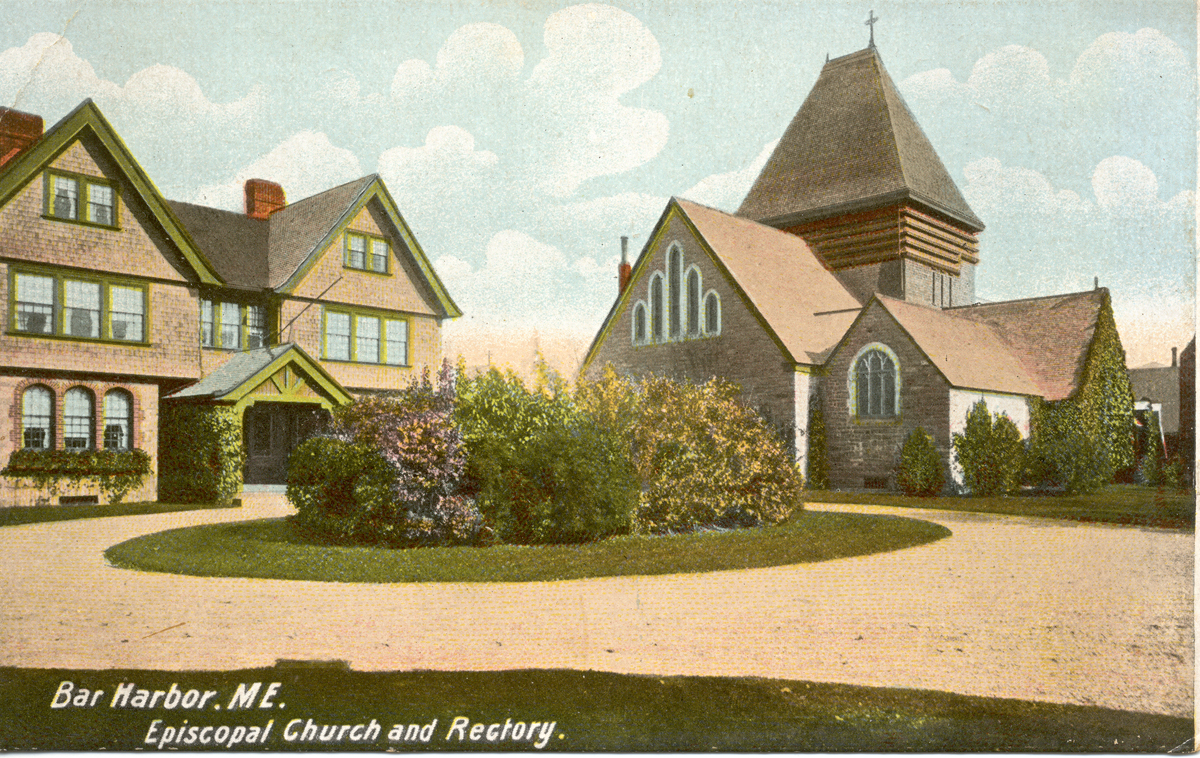 St. Saviour's Episcopal Church and Rectory