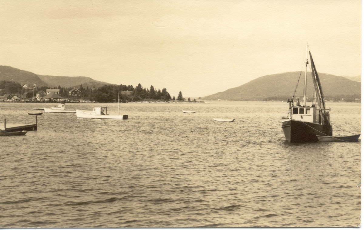 Clark Point After 1937