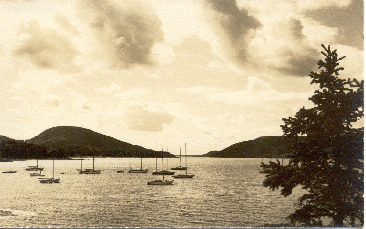 Monument Cove on Somes Sound