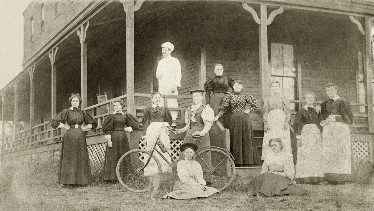 Group at The Stanley House