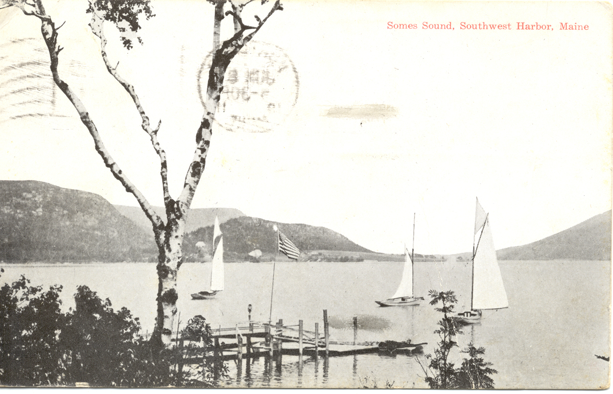 Somes Sound and Flying Mountain