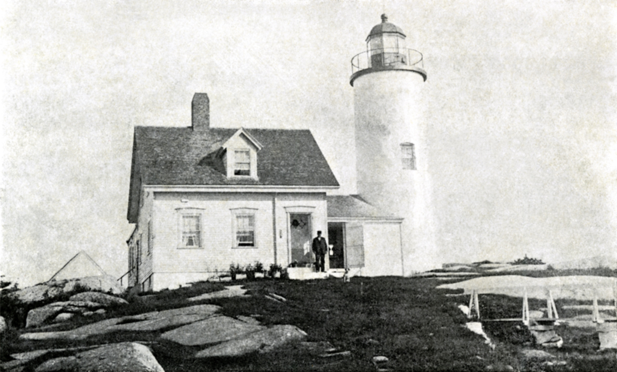 Baker Island Light Station