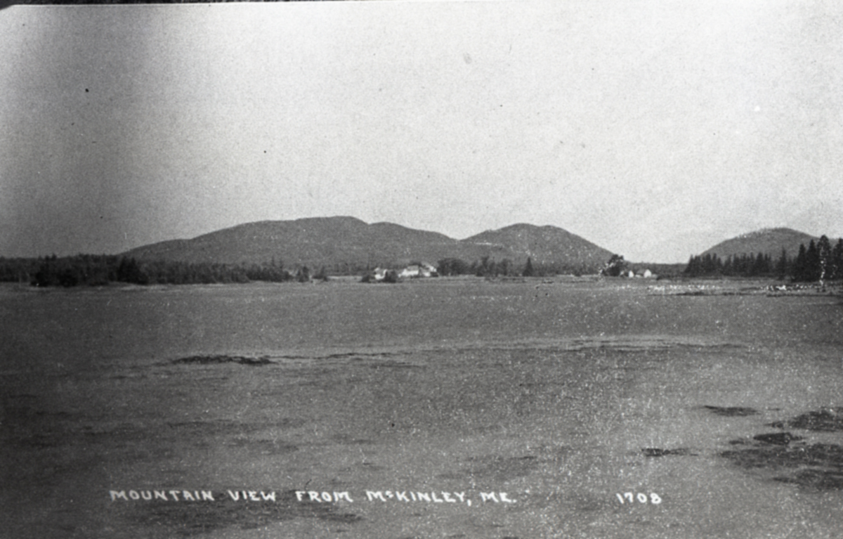 Mountain View From McKinley