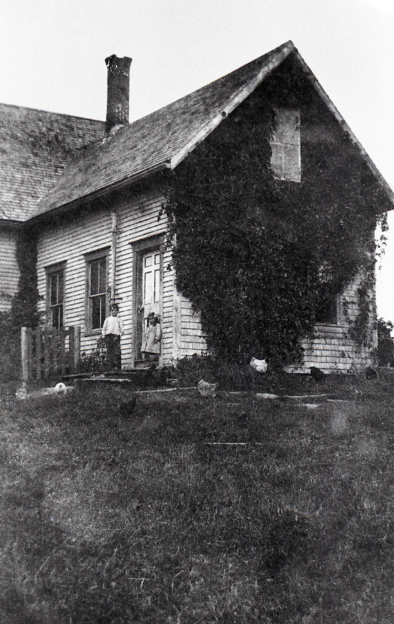 John Henry Robinson House at Center, Maine