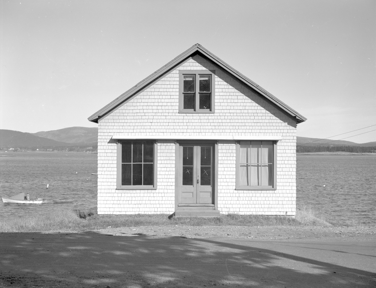 The Ocean House Boat House Shown as the Caroll Tyson Building Before Remodelling