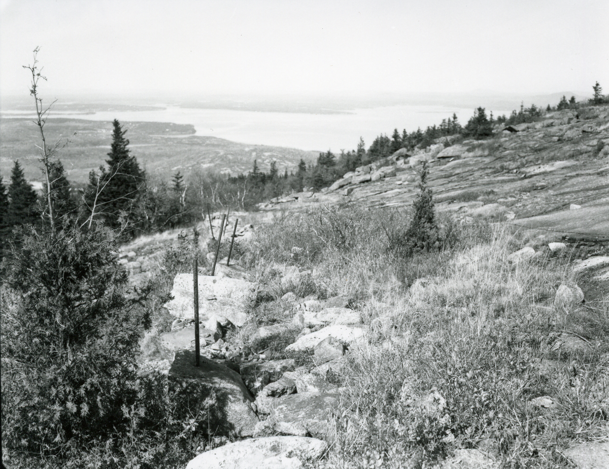 Remnants of the Green Mountain Railway