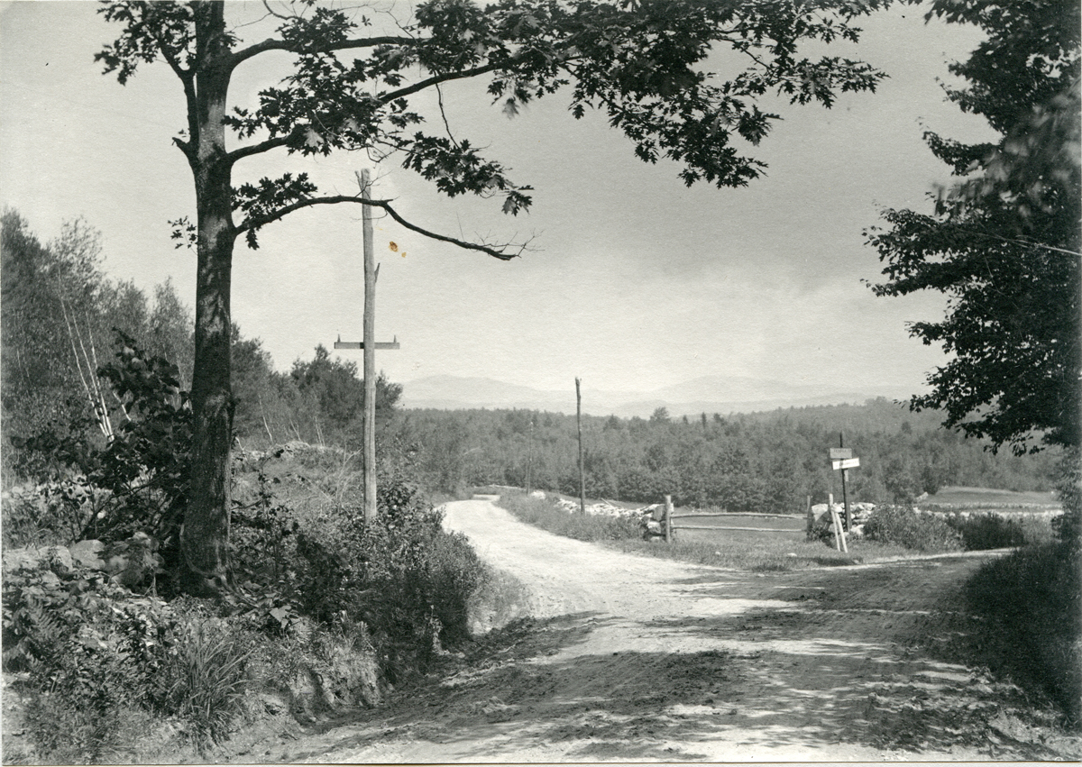 Temple Road and Hills