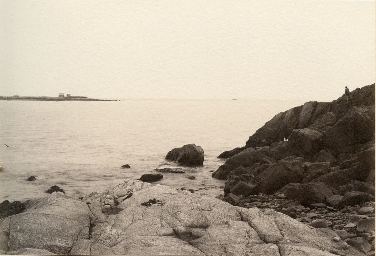 Rocky Shore at Land's End