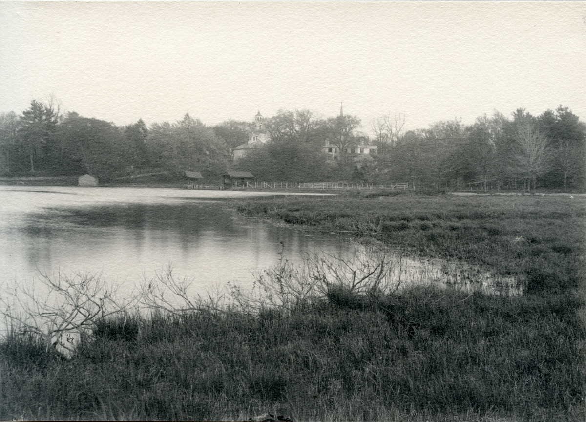 Charles River Approach to Dedham