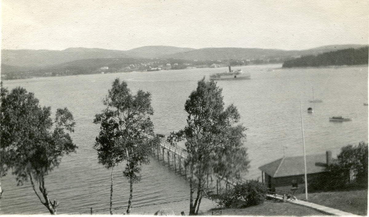 Boat House and Dock at The Claremont House