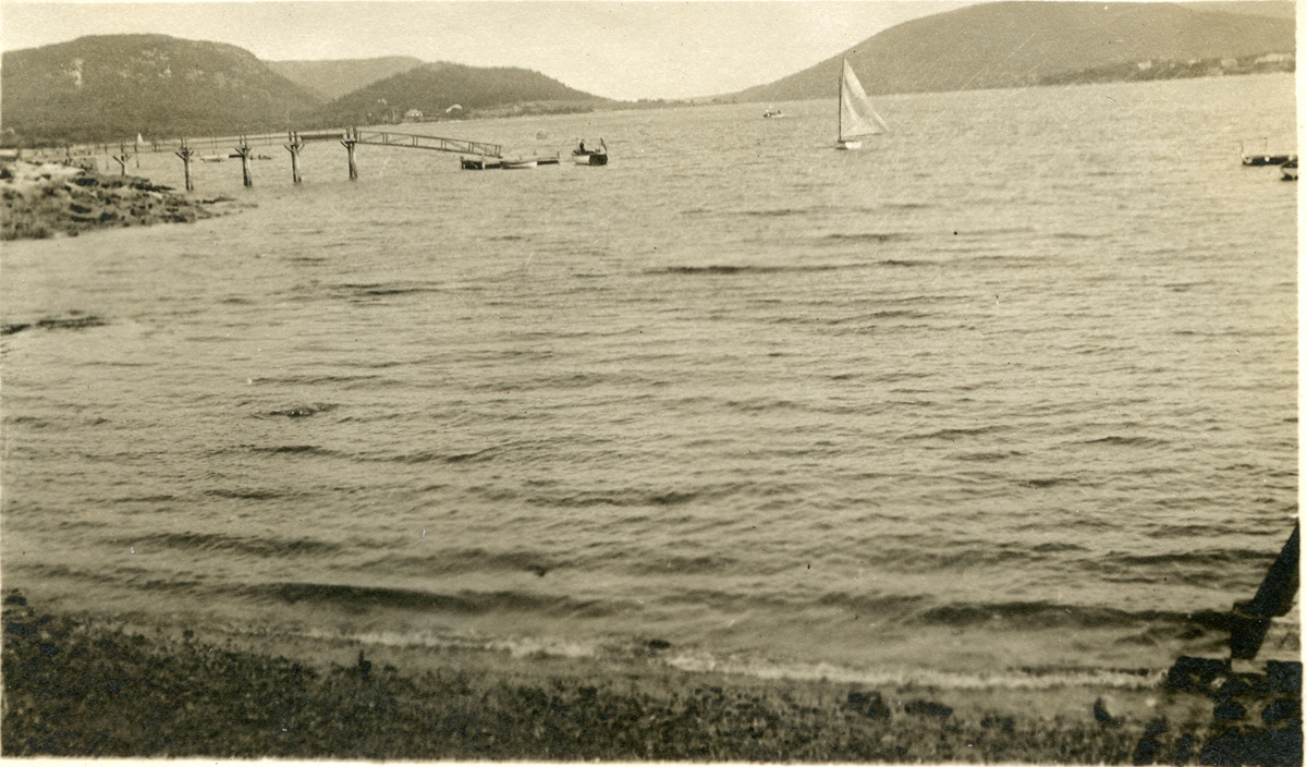 The Claremont House - View of Somes Sound
