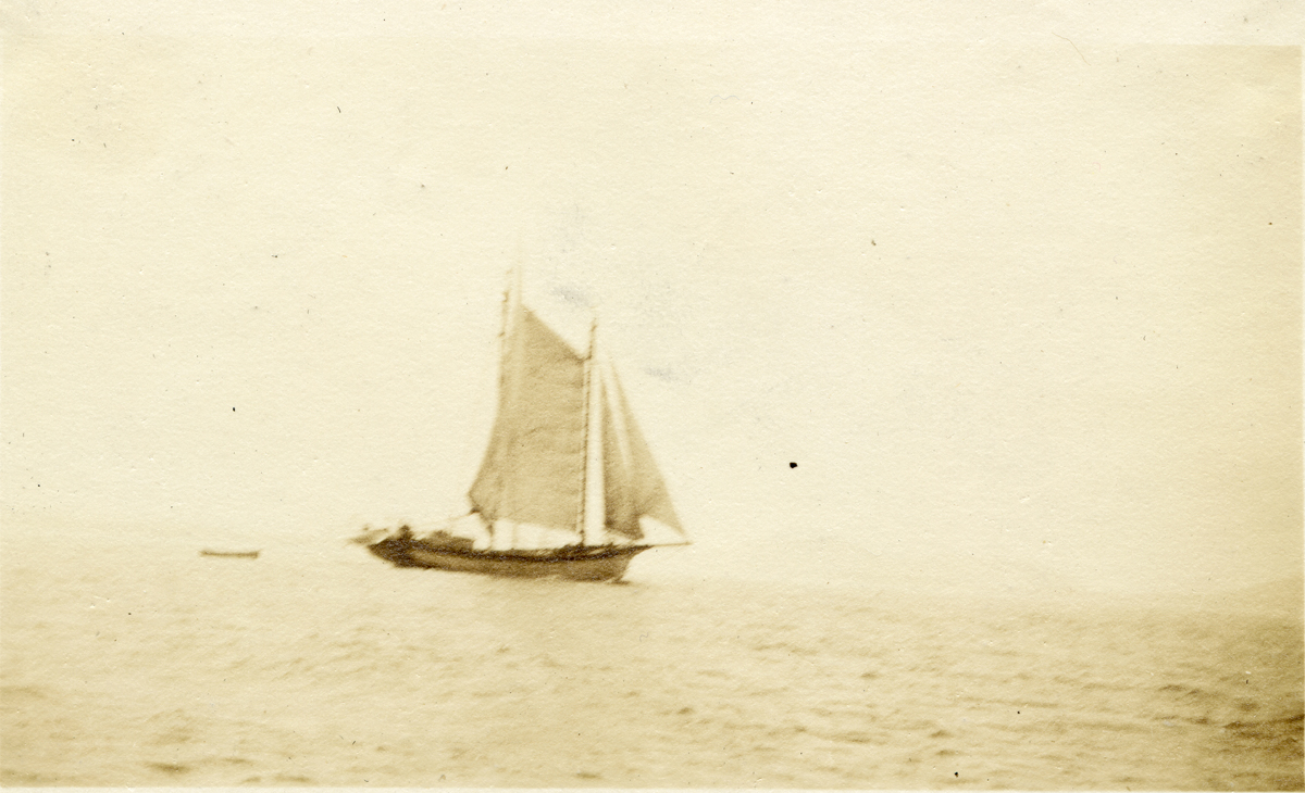 Two Masted Schooner Yacht