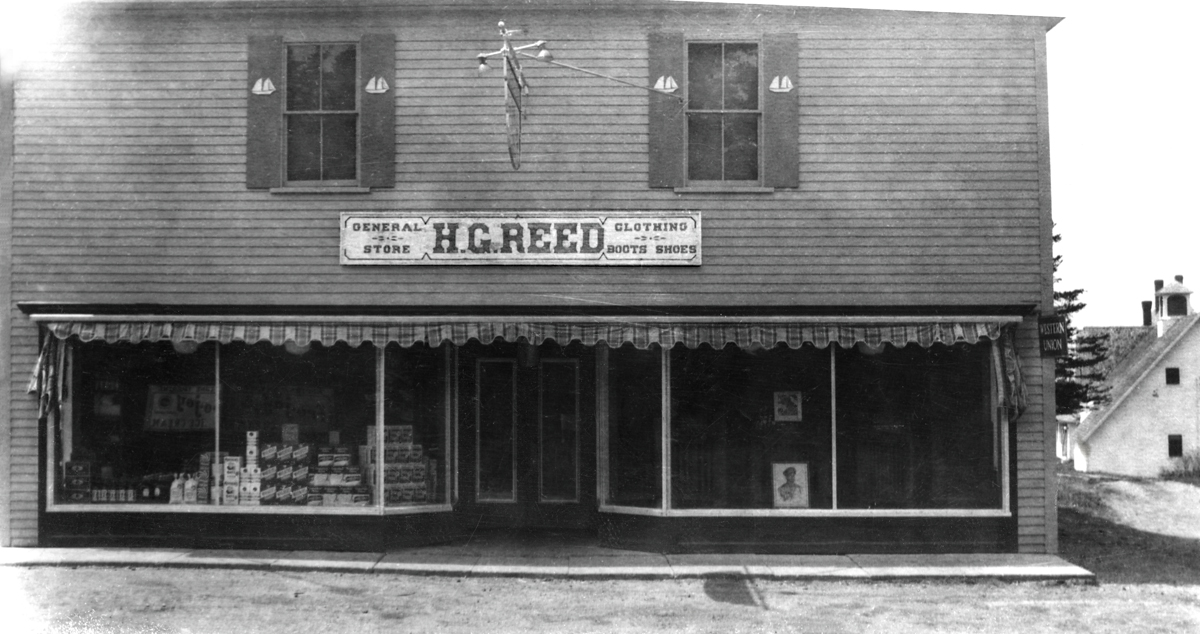H. G. Reed Store