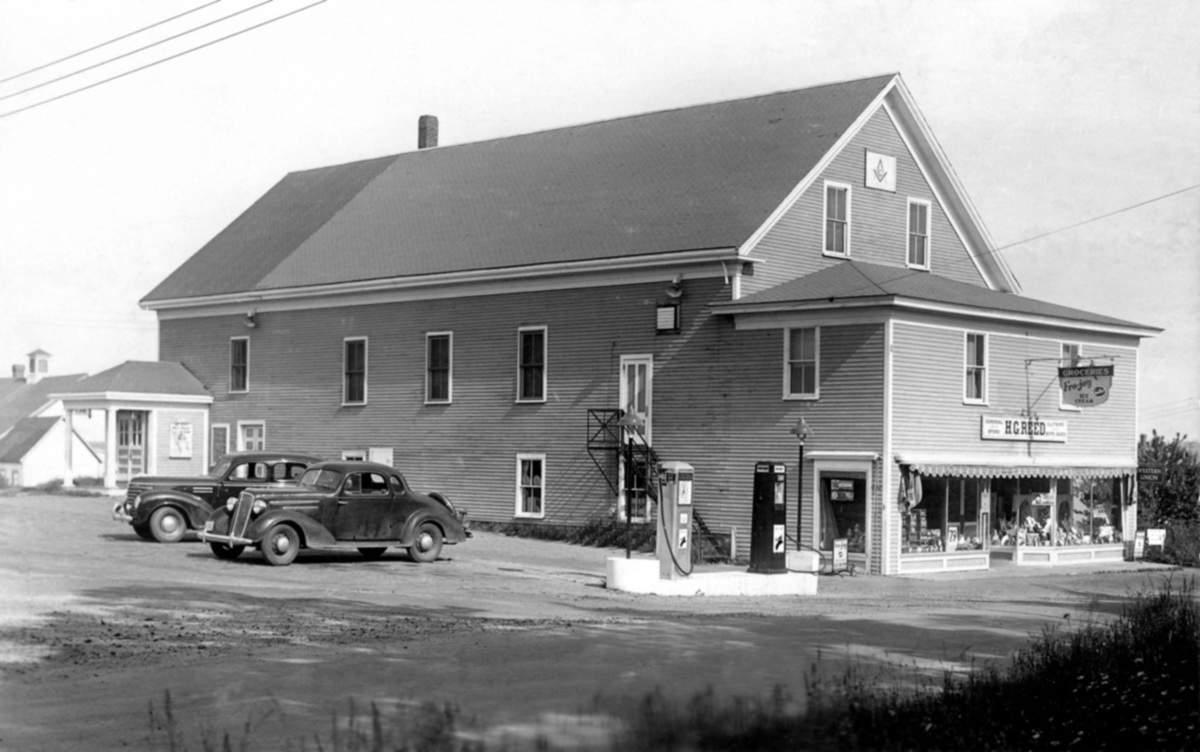 H.G. Reed Store