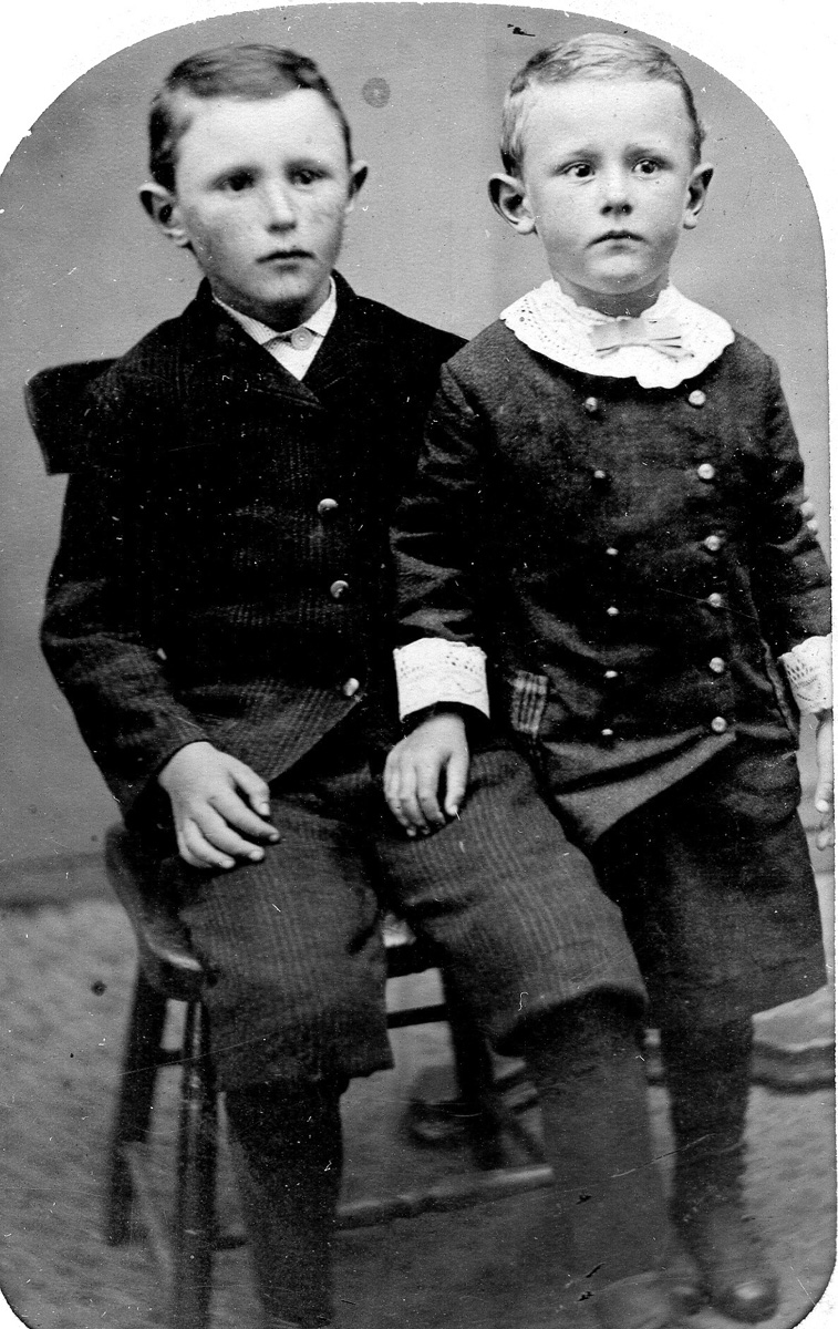 James F. Whitmore and brother John Lawler Whitmore