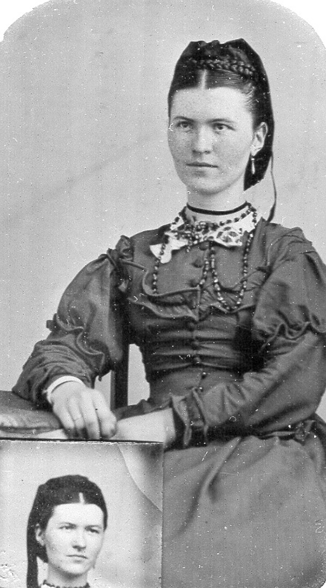 Lucy Ella Lawler - About 19 Years Old