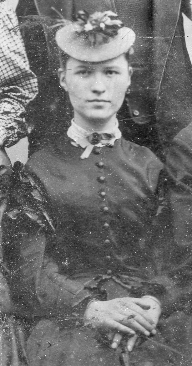 Lucy Ella Lawler Whitmore, Mrs. William Holden Whitmore