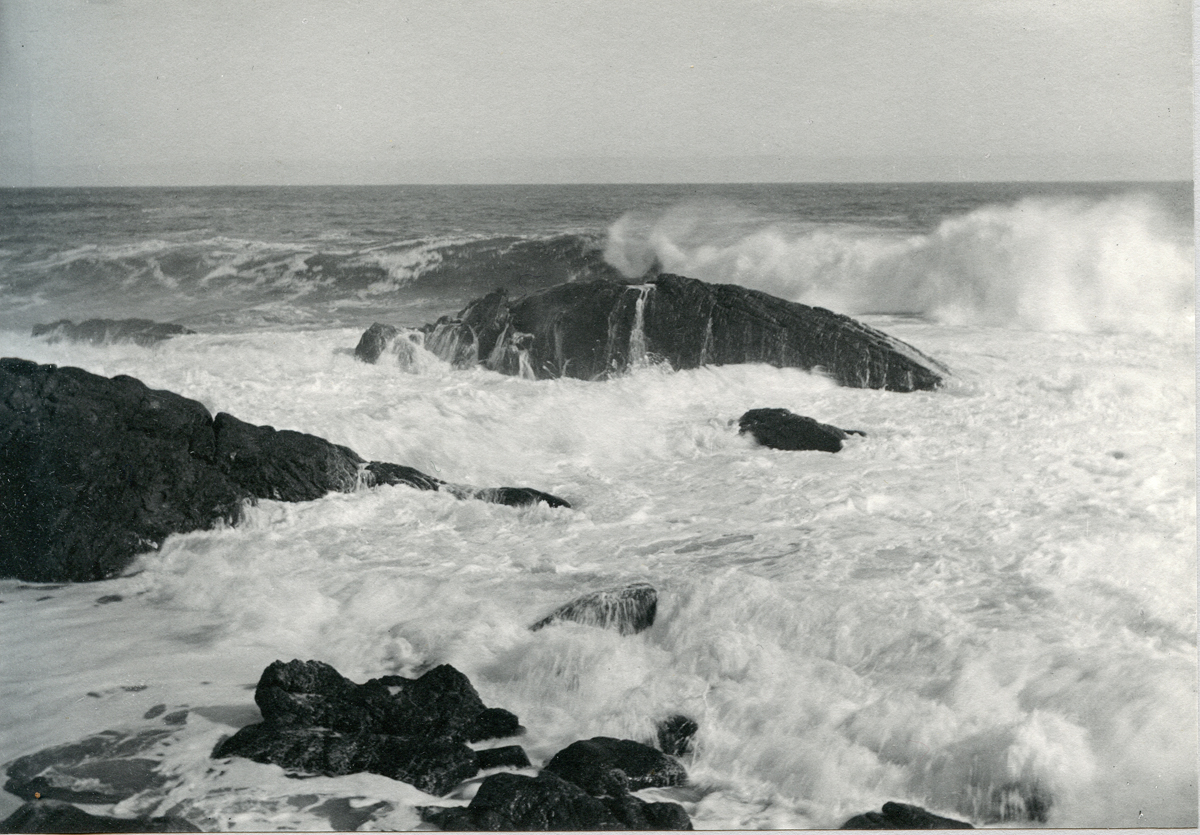 Surf at Grapevine Cove
