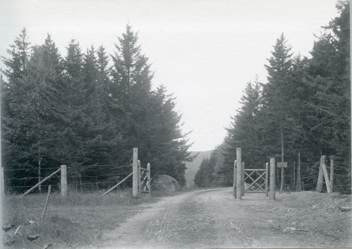 The Underwood Cottage - Squirrelhurst - Avenue Gate - Entrance to Fox Dens