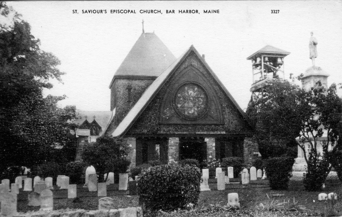 St. Saviour's Episcopal Church, Bar Harbor - After 1886