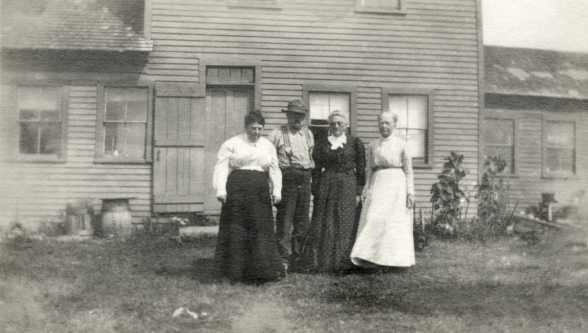 The Gilley / Stanley Family at Baker Island