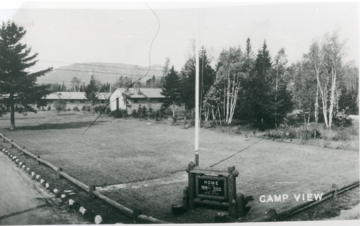 Great Pond CCC Camp