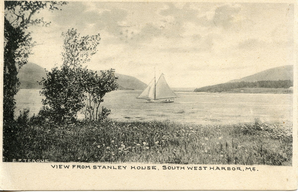 View from the Stanley House