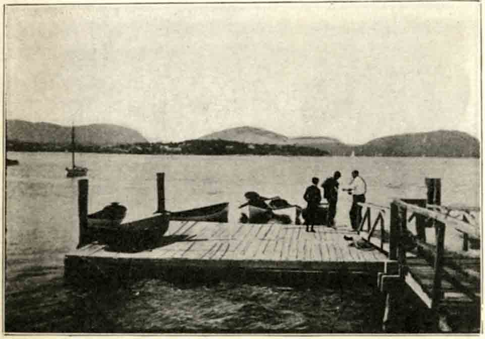 The Stanley House Dock and Float