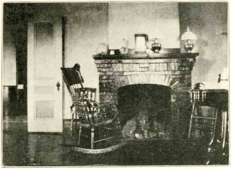 The Stanley House Fireplace