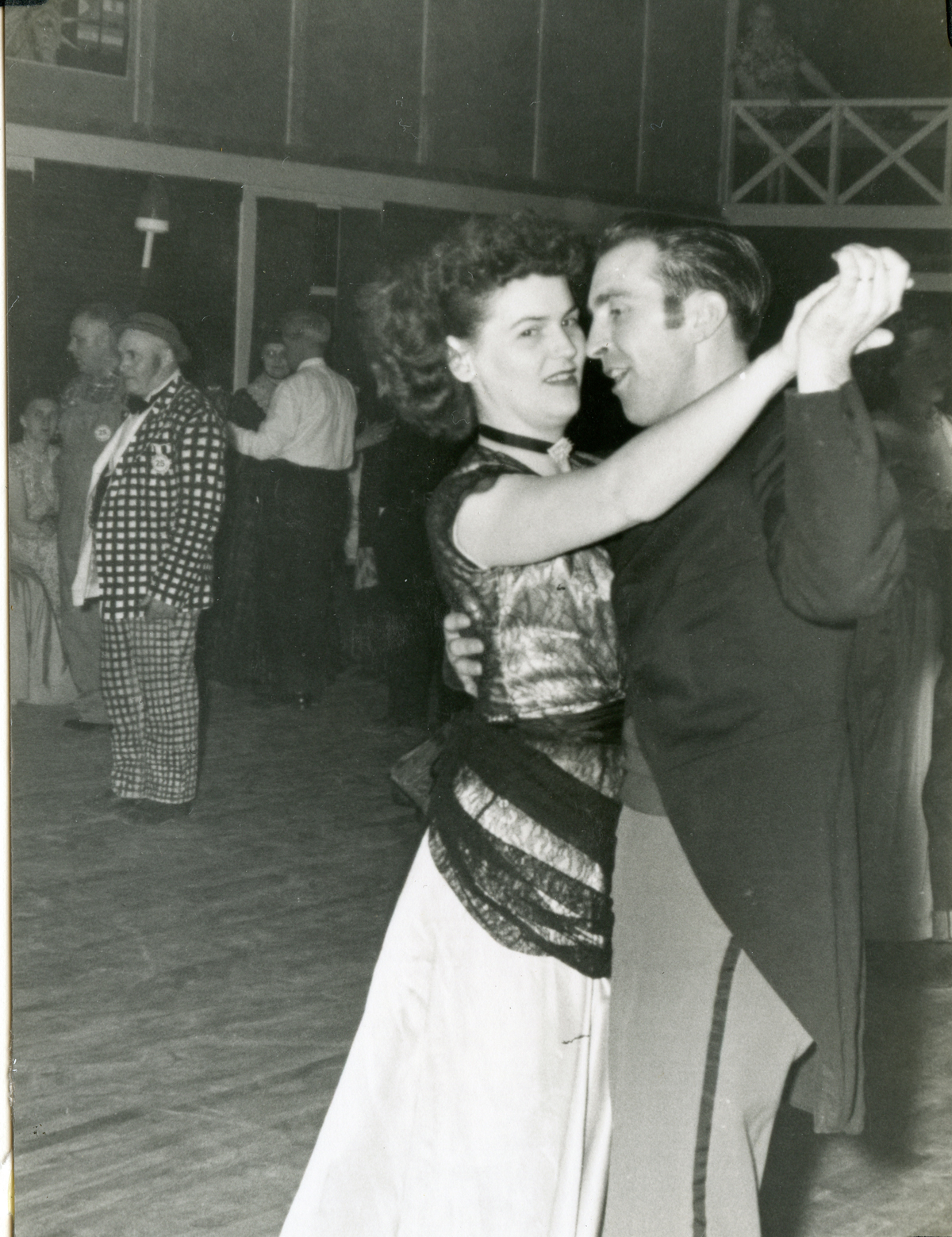 Way Bak - Gay Nineties Ball  2nd Year - 1949