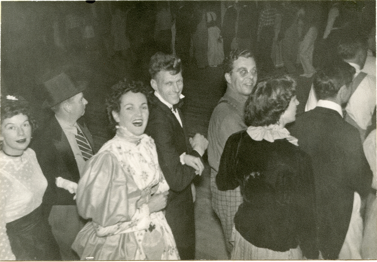 Way Bak - Gay Nineties Ball 4th Year - 1951