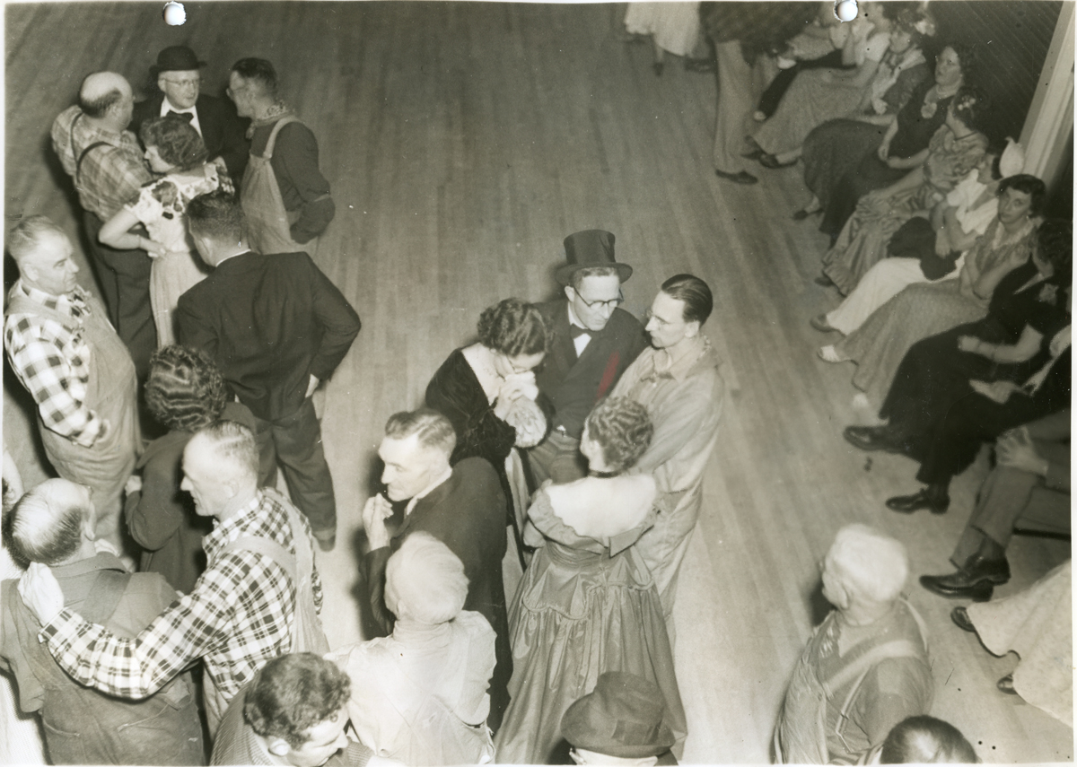 Way Bak - Gay Nineties Ball 5th Year - 1952
