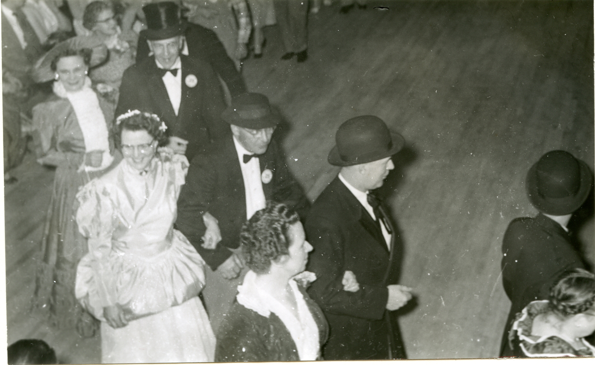 Gay Nineties Ball - 1956