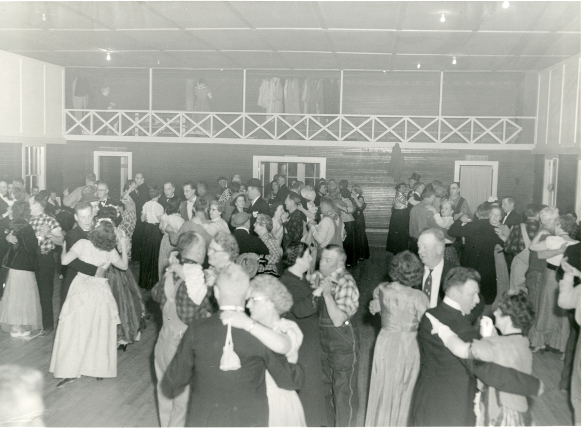 Way Bak - Gay Nineties Ball 10th Year - 1957